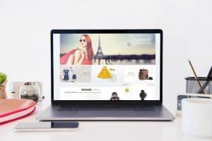 طراحی سایت شبیه دیچی کالا